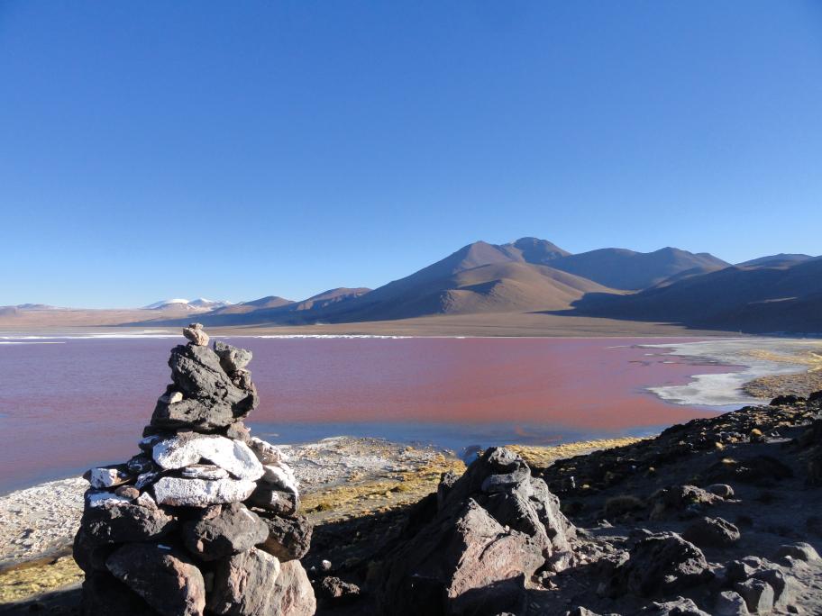 Laguna Colorado Bolivia