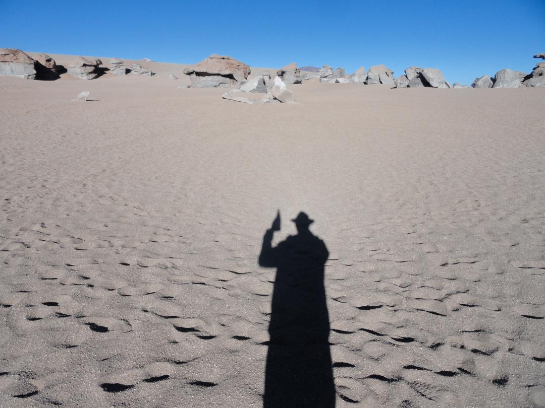 Boliva Salt Flats Uyuni