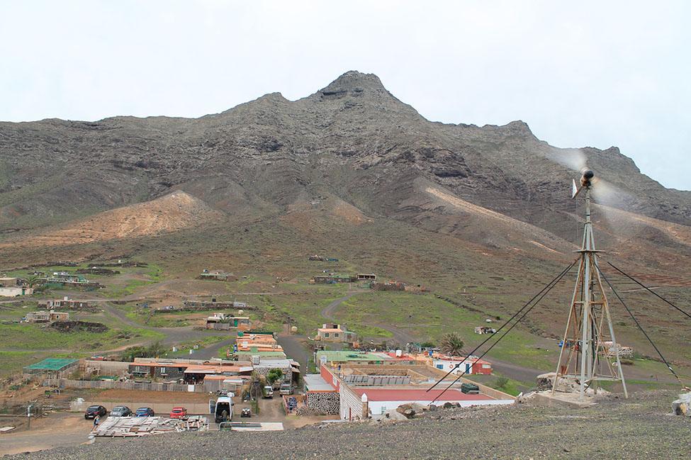 Cofete Village