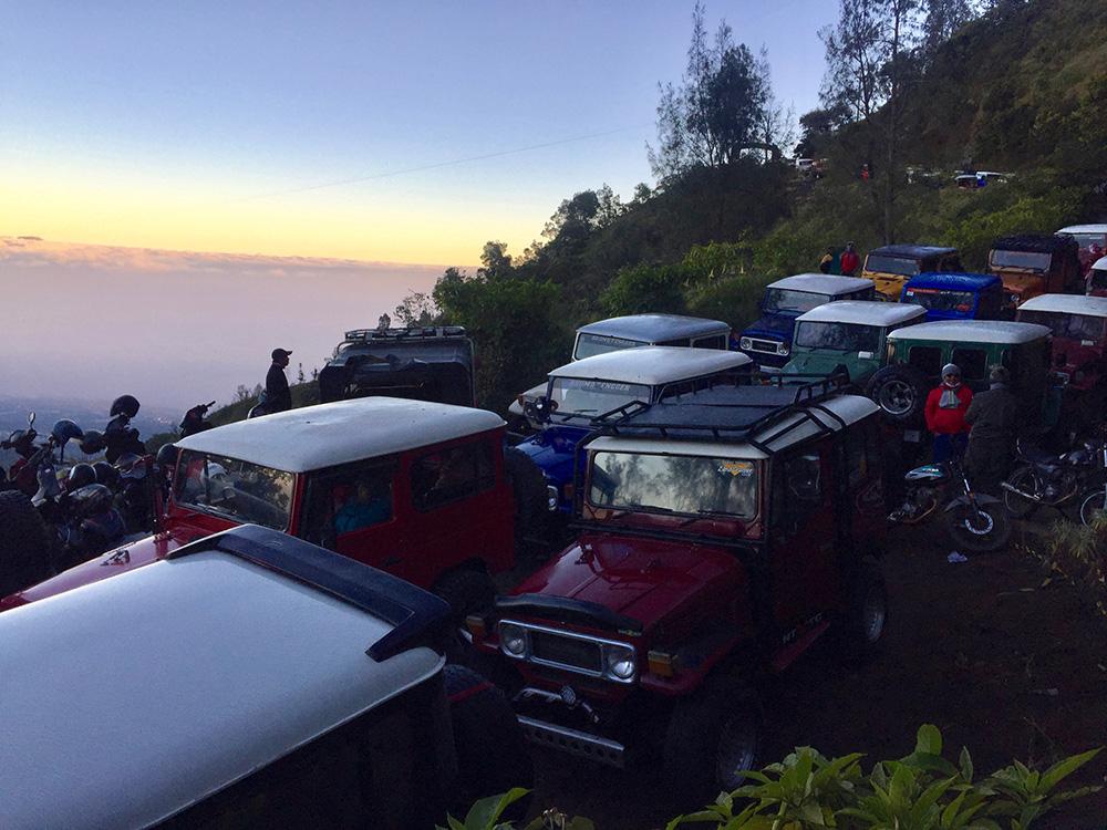 Bromo Jeep Tour