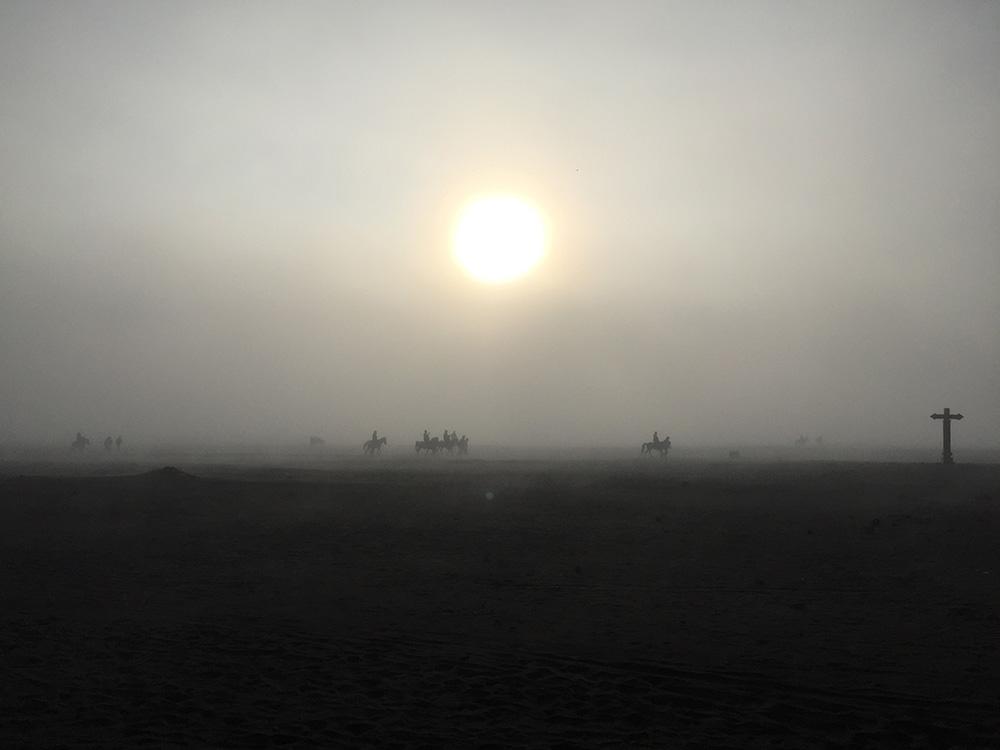 Mount Bromo Sea of Sand