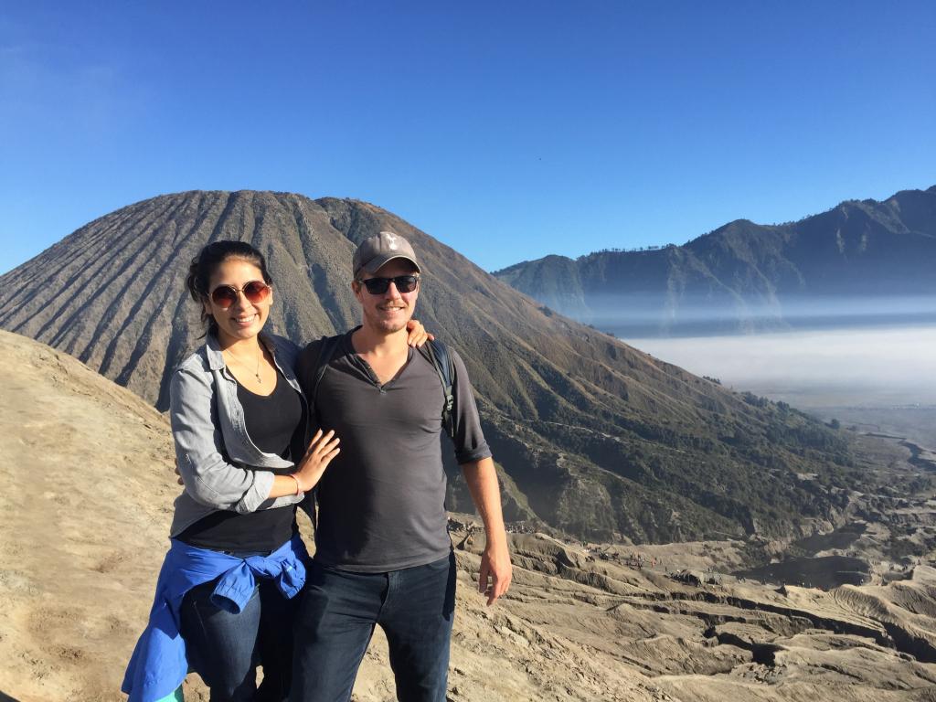 Visit Mount Bromo Volcano